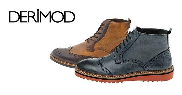 Morhipo fırsatlarıyla, Derimod ayakkabı ve botları kaçırmayın! Kışlık gardırobunuzu Derimod'la zenginleştirin! #ad