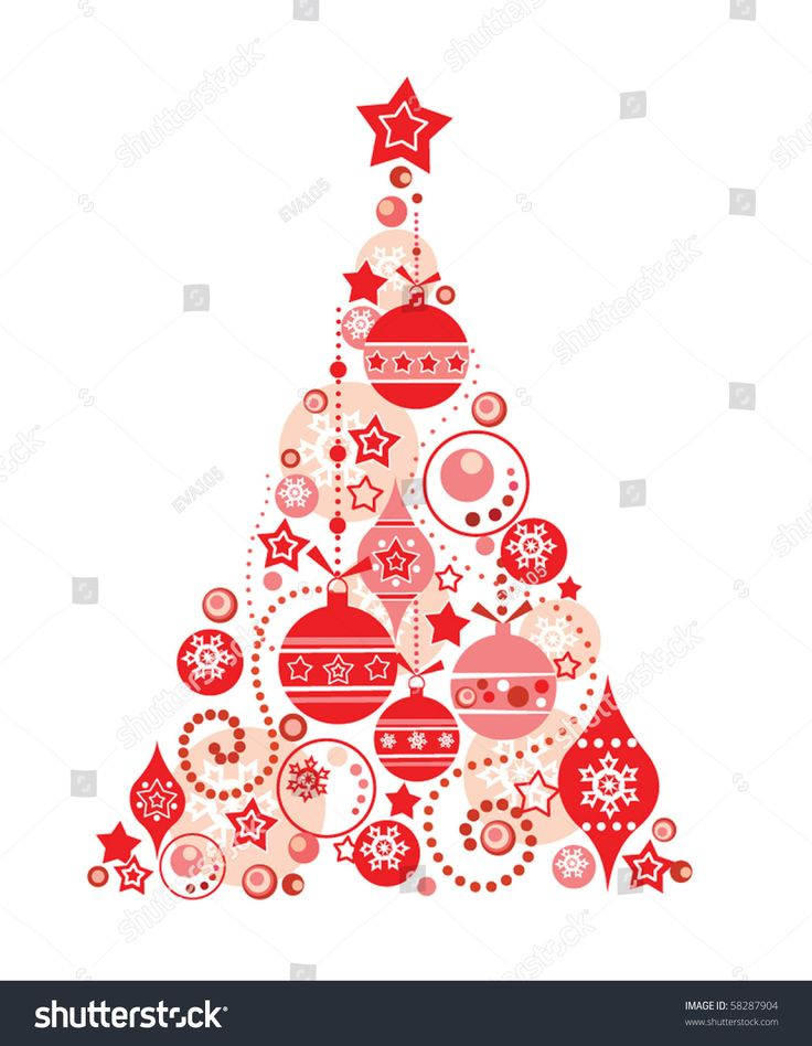 Red christmas tree buy this stock