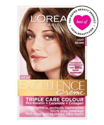 Best Hair Color Product No. 5: L'Oréal Paris Excellence Creme, $8.99