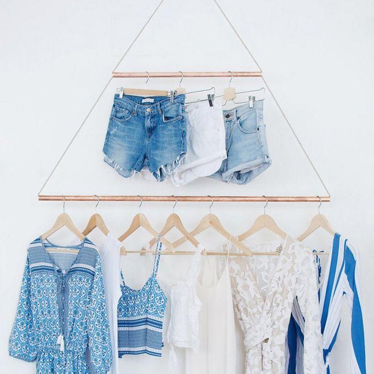 DIY pour un dressing canon - by @apairandaspare