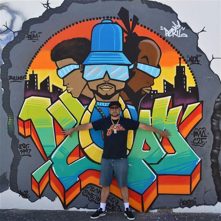 Mural by Peril Dma C2F for 1200 Techniques  26.12 .14 www.1200techniques.com.au