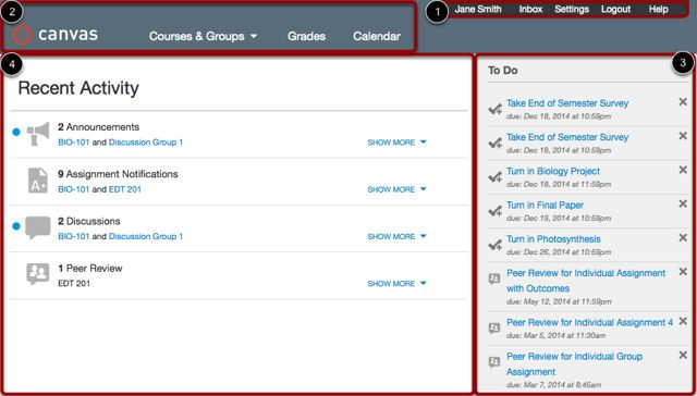 Canvas Guides: Canvas Guides is the online documentation site for students, instructors, instructional designers, parents, and learning management system (LMS) admins.