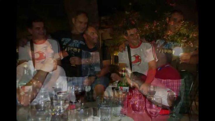 Baška Voda -Trio Adriana, bungalovy Uranija, červenec 2014.... Baška Vod... http://jhrdy.webgarden.cz/