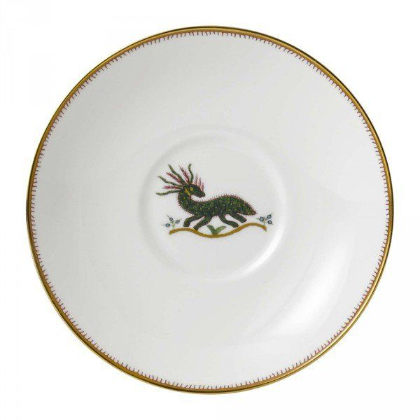 Mythical Creatures Breakfast Saucer