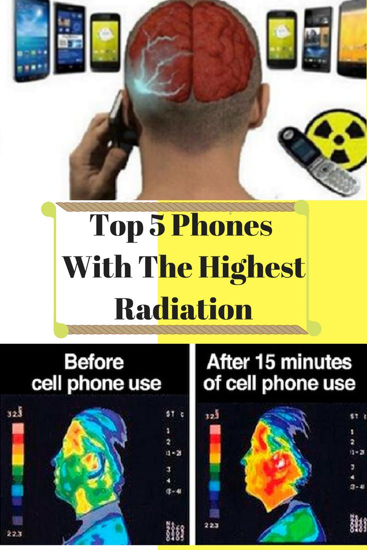 Top 5 Phones with the Highest Radiation: Is Your Phone on The List?