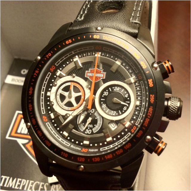 Harley Davidson / Bulova Watches :)