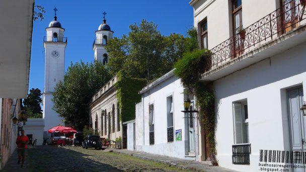 Colonia Del Sacramento, Uruguay; a World Heritage Site.  Charming place.