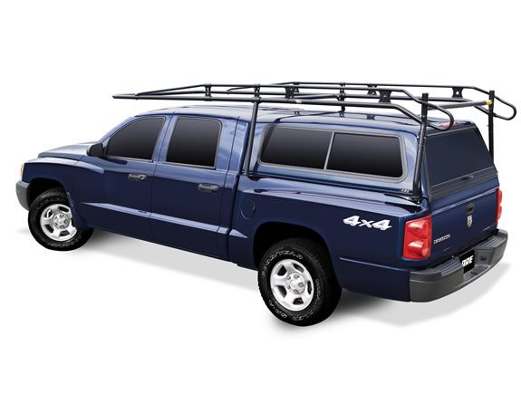 Pro Iii Ladder Rack For All Mini Amp Mid Size Trucks With