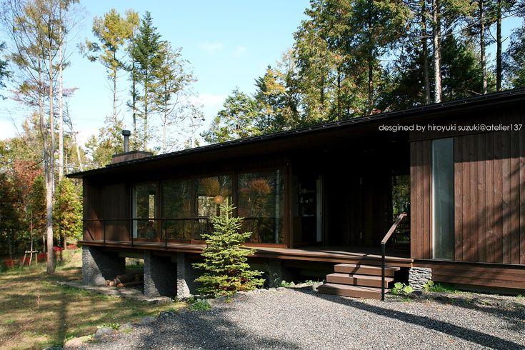 和モダンな外観のつくり方「平屋編」 - 住宅設計・構造設計 - 専門家プロファイル