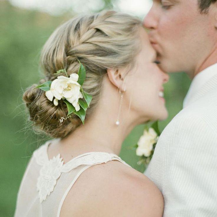Chignon de mariée 2016 : Découvrez 50 chignons de mariage pour rêver....
