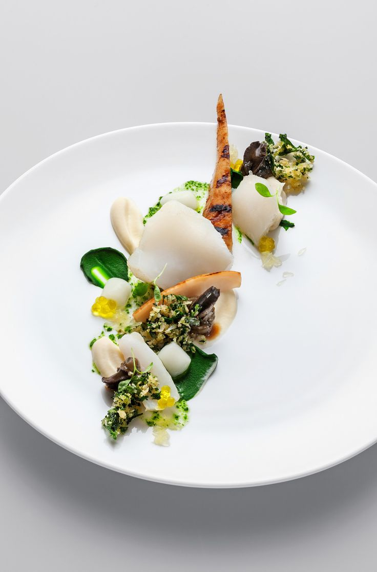 Cod with snails | FOUR Magazine