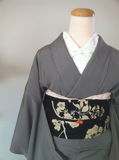antique kimono