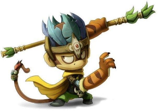 Hero Monkey