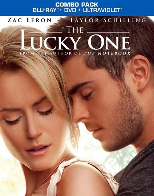 Lucky One, The (Blu-ray + DVD + UltraViolet) (Blu-ray 2012) | DVD Empire