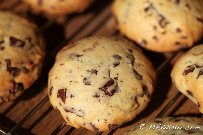 Cookies au Nutella® du site Torta  al cioccolato Aujourd'hui, une recette qui circule beaucoup sur les réseaux sociaux : les cookies au Nutella® du site Torta al cioccolato. Je l'ai testée et traduite pour vous, alors n'hésitez pas à la télécharger pour l'intégrer dans votre version de MAKuisine.