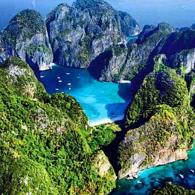 Thai Island Koh Phi Phi: 1292 Best Images About #mayabay