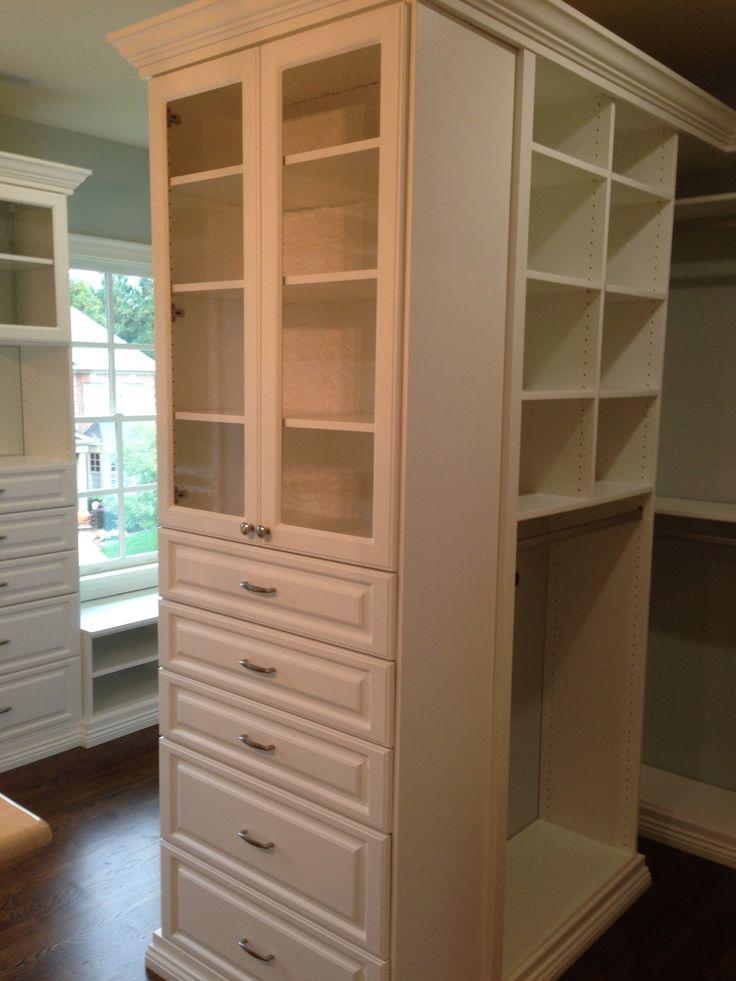 Closet creations built this fabulous closet