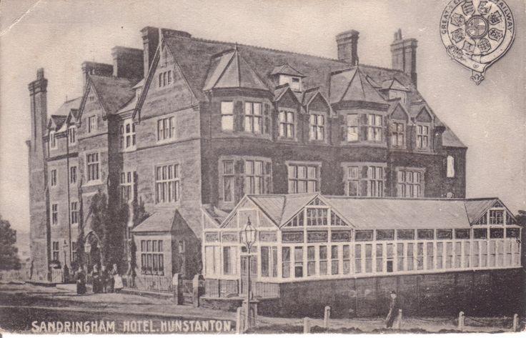 Sandringham Hotel 1903