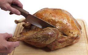 Carve a Turkey
