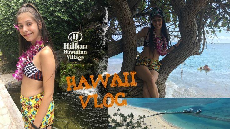 HAWAII ADVENTURE VLOG | CHANTELLE PELLEGRINI