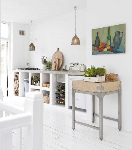1000  images about kitchen   keuken   modern kitchen on pinterest ...
