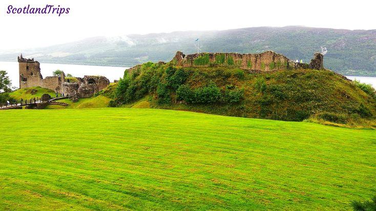 Un día de Tour casi soleado en el lago #Ness y el castillo de #Urquhart, aquí vamos hoy!  Almost a sunny day at loch #Ness and #Urquhart castle, here we go today!  #Escocia #Scottishheritage #Scotland #scotlandinstagram #visitscotland #Semanasantaenescocia #viajesaescocia #viajarporescocia #exploraescocia #explorarescocia #toursenescocia tours #travelagencies #agenciasdeviajes #agencias agencies #viajarenfamilia hoteles #vuelos flights #accommodations
