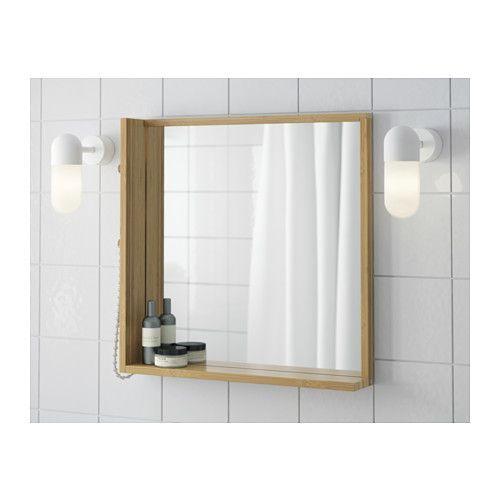 Ikea Bathroom Mirror Light: Best 25+ Ikea Bathroom Mirror Ideas On Pinterest