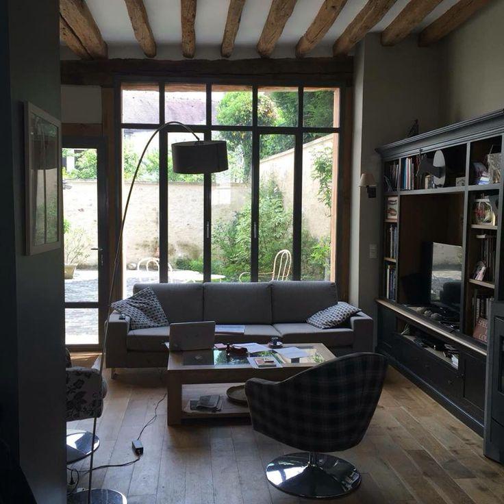 Living Room in France