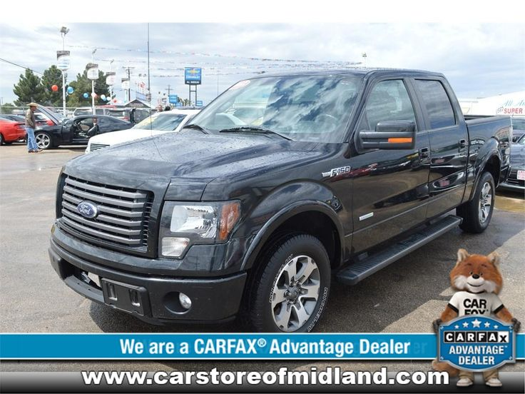2012 Ford F150 Used Forsale Midland Texas Preowned