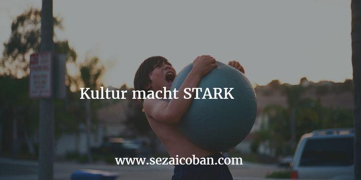 """Kultur macht stark """"Der Mensch, ist immer schon ein Produkt von Kultur und Gesellschaft indem er sich befindet."""" Der Wesenskern eines Menschen gewinnt seine wesentliche Beschaffenheit aus der Interaktion (Kontakt, Beziehung) mit seinen Mitmenschen.   #Bewegung #bewegungskultur #brd #Danke #friedrichshafe am bodensee #gemeinschaft #joachim bauer #josef rattner #kultur #kultur macht stark #kunst #pep #Sezai Coban #tanz #Yoga #zai method"""