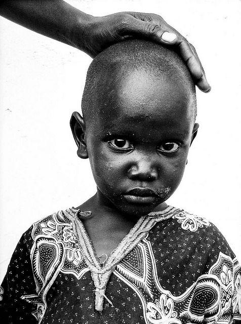 south sudanese hild uganda 2005