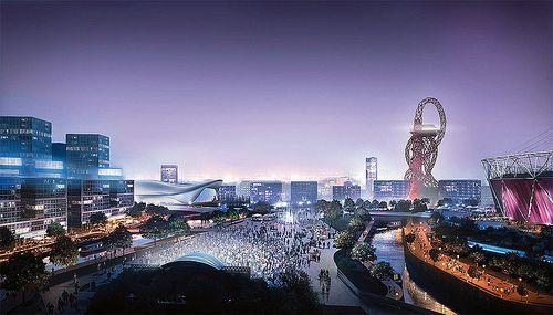 London 2012 Summer Olympics Restaurant Guide.