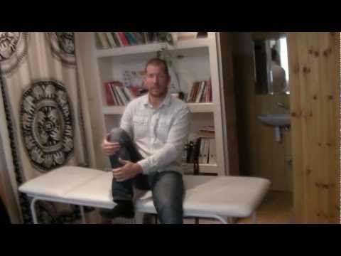 ▶ A porckopásos térd gyógytornája - YouTube