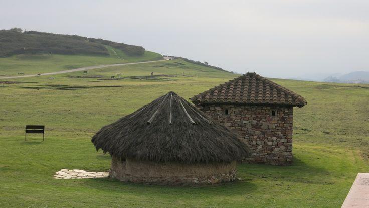 Las casas de nuestros ancestros, celtas y romanos