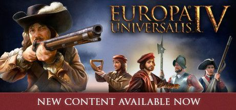 [Steam] Europa Universalis IV (999/ 75% off) plus most DLCs 50% off