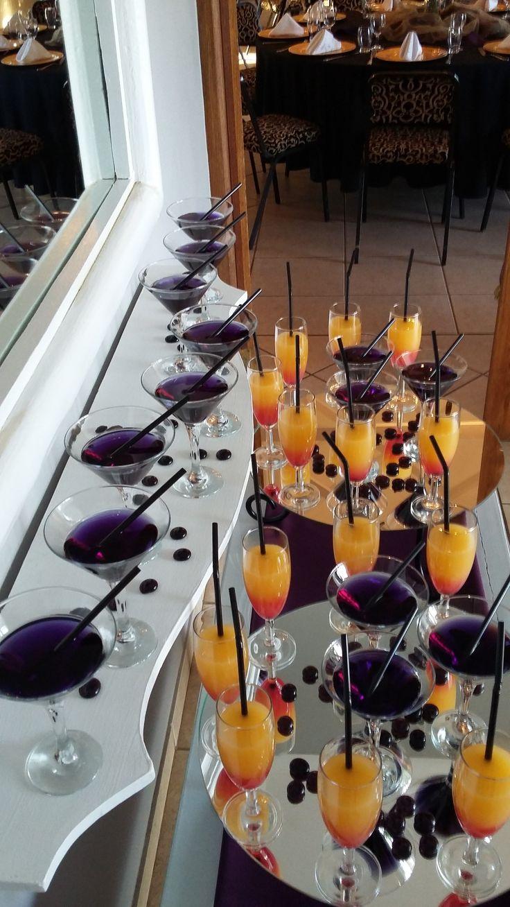 Cocktails @ Villa Maria Guest Lodge