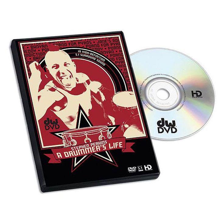 Stephen Perkins: A Drummer's Life DVD