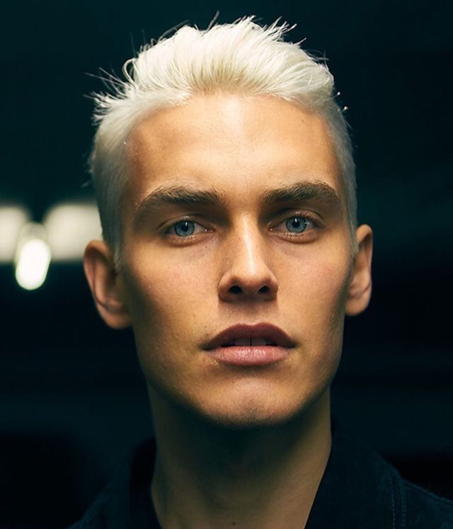Otto Seppalainen Male Model Face Character Inspiration Male Male Portrait