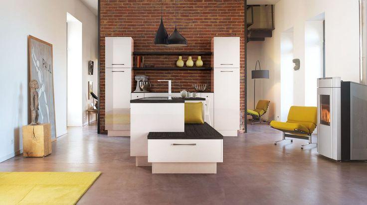 1000 id es sur le th me plan de travail stratifi sur pinterest stratifi mobalpa et pare. Black Bedroom Furniture Sets. Home Design Ideas
