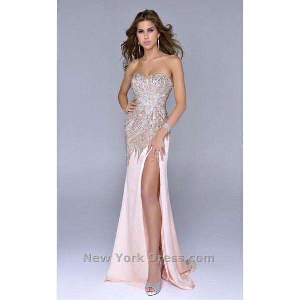 New York Evening Dresses Cheap