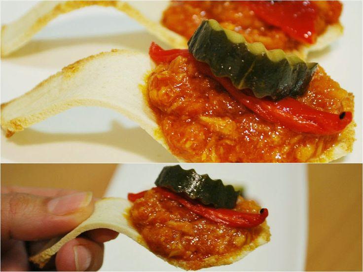 cucharas comestibles