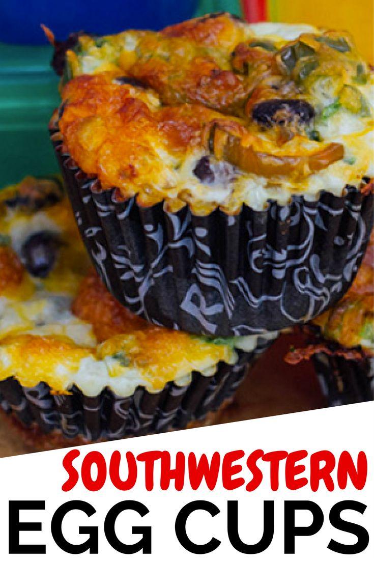 Southwestern Egg Cups #eggs #eggcups #southwesterneggcups #breakfast #cleaneatingbreakfast #cleaneatingbreakfastrecipes #breakfastrecipes #healthybreakfast #healthybreakfastrecipes #eggmuffins #muffins