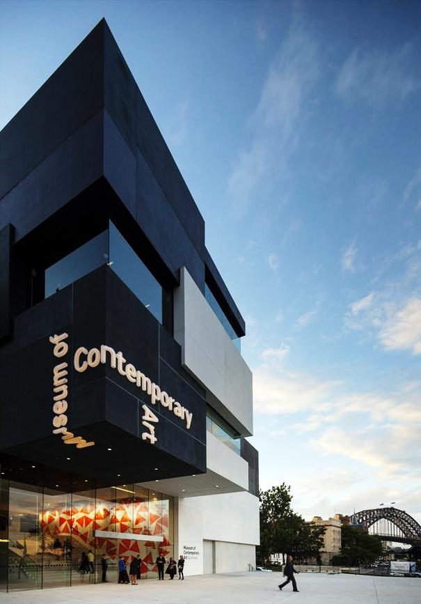 Museum of Contemporary Art -- Sidney