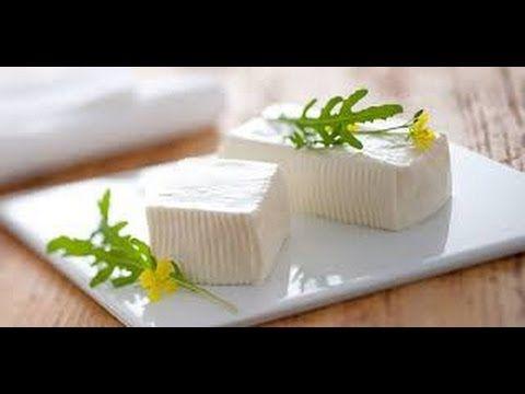 Stracchino fatto in casa, ricetta tradizione, mangiar sano, Monopoli (Puglia) Italia - YouTube