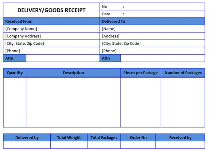 Free Receipt Template Sample Free Receipt Template Receipt Template Business Letter Template