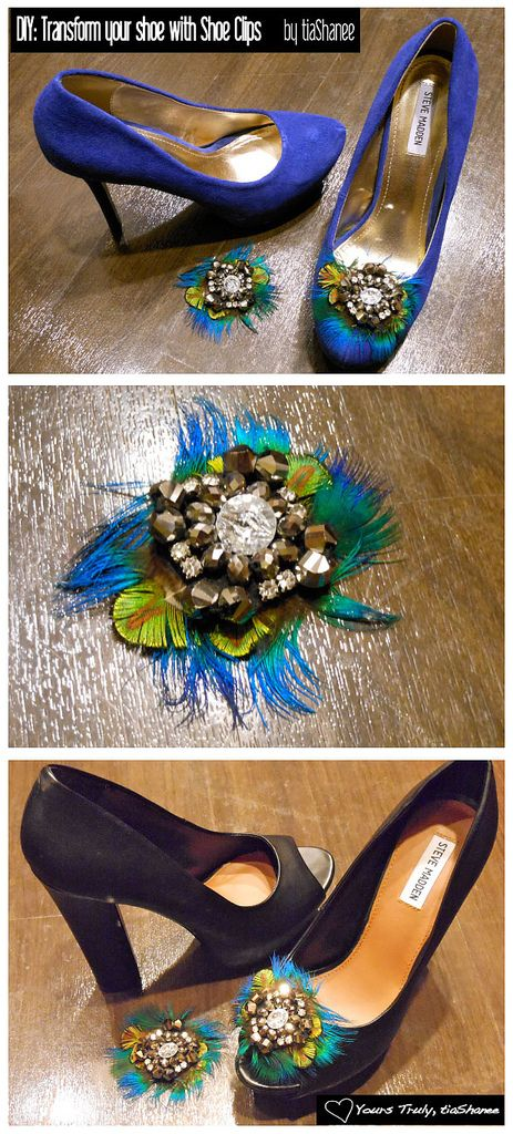 shoe-clips-diy   Shoe clips DIY: Transform your shoes... www…   Flickr