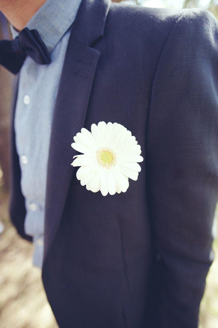 #boutonniere #mariage #fleurs