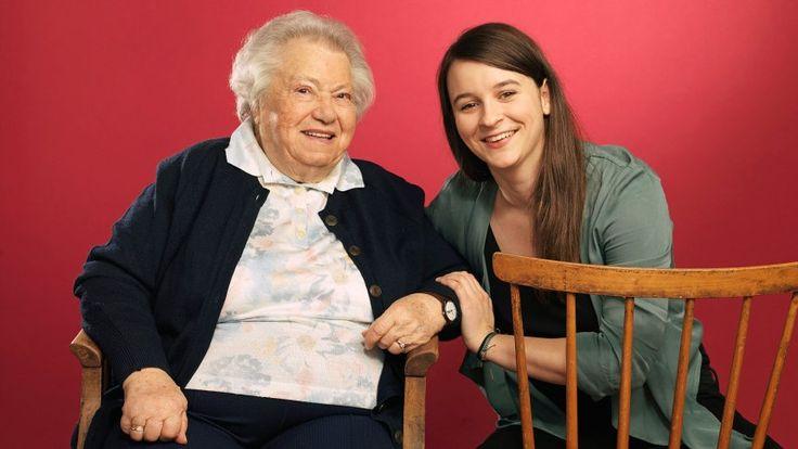 Auschwitz-Überlebende aus Wien: Ruhe, jetzt redet Frau Gertrude - SPIEGEL ONLINE - einestages