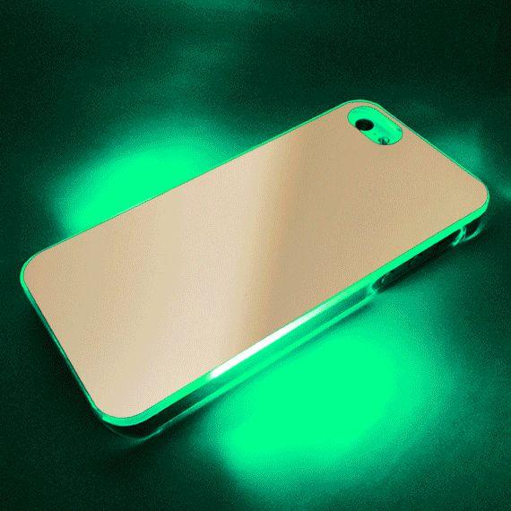 Led Iphone C Case