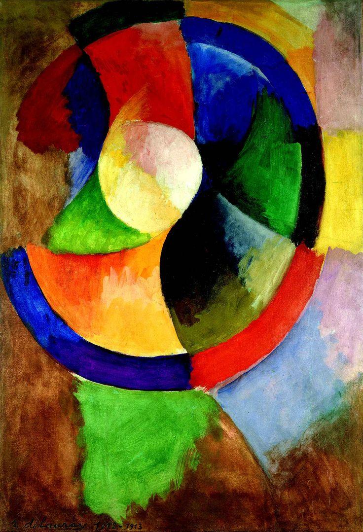 Les rythmes sans fin de Robert Delaunay | Centre, Robert ...